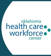 Okalhoma Health Care Workforce Center Logo